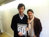 Leia mais:Livro do Maracanã 60 anos é apresentado para Sagmeister
