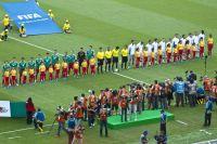Leia mais...Itália x México: O colorido da Copa das Confederações
